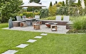 Sitzplatz Gestalten Garten : gartengestaltung egli gr n ~ Markanthonyermac.com Haus und Dekorationen