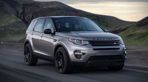 Land Rover Adds Allnew 240 Hp 7seater Discovery Sport To