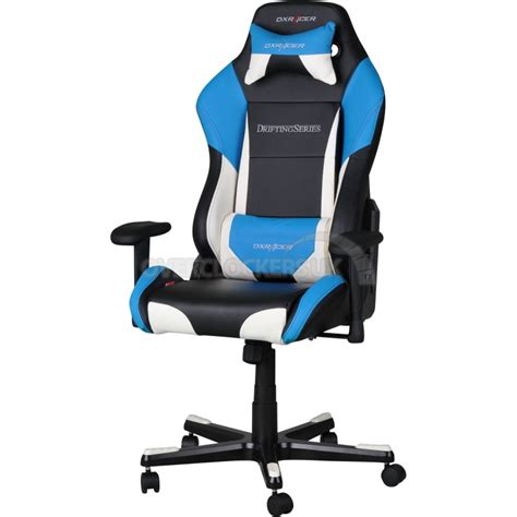dxracer chaise dxracer drifting series gaming chair black ocuk