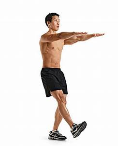 Pistol Squat Exercise | Men's Health | Running | Pinterest