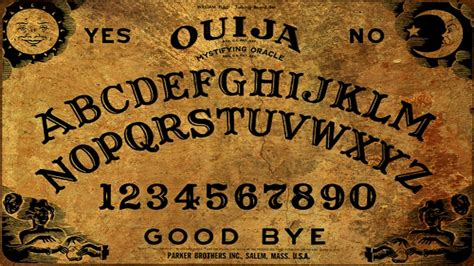 Is The Ouija Board Safe? Here's My Opinion .