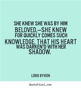George Lord Byr... Lord Byron Sleep Quotes