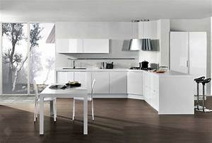 Ikea Küche L Form : k chen l form wei ~ Michelbontemps.com Haus und Dekorationen