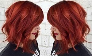 Couleur Qui Va Avec Le Rouge : choisissez la couleurs qui va avec votre coupe courte ~ Melissatoandfro.com Idées de Décoration