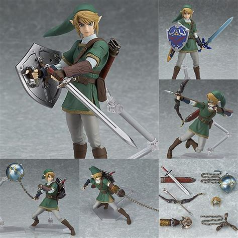 Figma 320 Link Twilight Princess Ver From The Legend Of