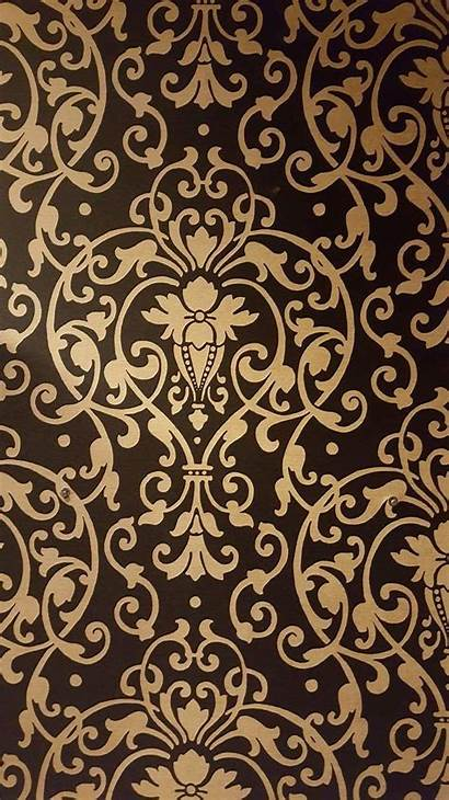 Gold Antique Backgrounds Iphone Wallpapers Aesthetic Glitter