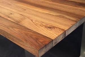 Tischplatte Massivholz Baumkante : tischplatte massivholz kaukasischer nussbaum a b mit splint dl 40 1600 900 ~ Indierocktalk.com Haus und Dekorationen