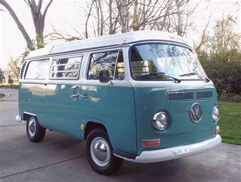 1968 Volkswagen Bus Westfalia For Sale On Bat Auctions