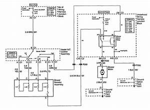 2002 Jeep Grand Cherokee Blower Motor Resistor Wiring Diagram