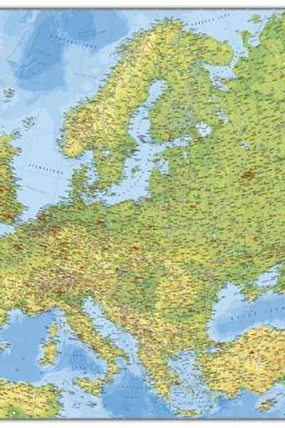 Karte Eiropas - Foto Kolekcija