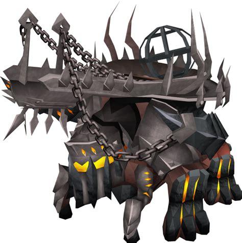 siege bred zamorakian siege beast the runescape wiki