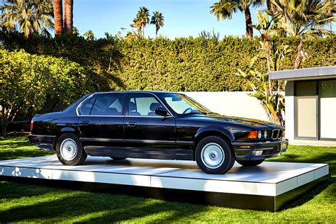 Bmw Full Form In German by Bmw E23 7 Series 1977 And Bmw E32 7 Series 1986 Design