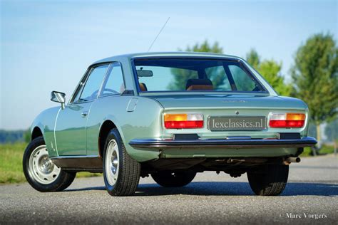 Peugeot 504 Coupe, 1978  Welcome To Classicargarage