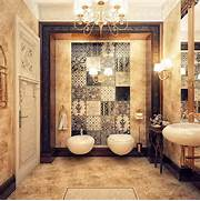 Make A Relaxing Bath Special With An Arabic Bathroom Design Modern Bathroom Design 2017 Of Modern Modern Bathroom Designs To Black White Contemporary Bathroom Design Interior Design Ideas Luxury Ski Resort In Montana By Len Cotsovolos Interior Design Ideas