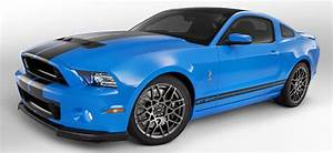 2013 Shelby GT500 Mustang Features 650 Horsepower and 200 MPH Top Speed!