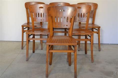 la maison des chaises six chaises dans le goût de la maison hoffmann artisans
