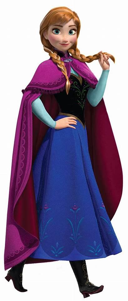 Frozen Anna Disney Wiki Wikia Fandom