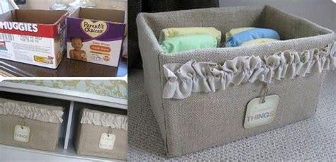 fabriquer des boites de rangement id 233 es pour recycler vos bo 238 tes 224 chaussures et vos cartons