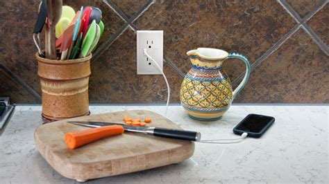 The Modern Wall Outlet For Charging Usb Devices