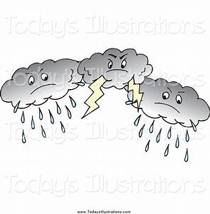 Dark Stormy Clouds Clip Art – Cliparts