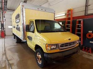 Buy Used 1998 Ford E350 Box Truck Tb38247 In New London