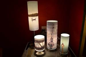 Lampe Mit Eigenen Fotos : fotolampe berlin wunschlampe mit eigenem motiv ~ Lizthompson.info Haus und Dekorationen