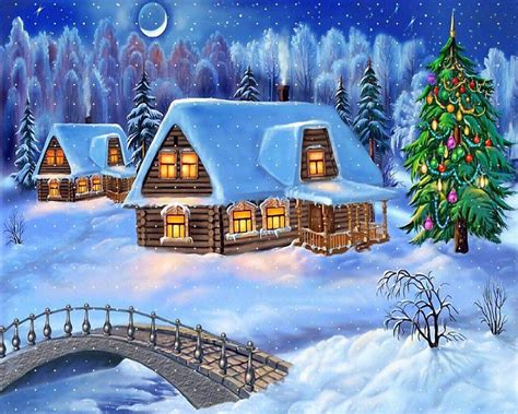 beautiful christmas villages   fun