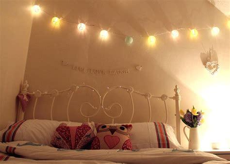 Fabulous Adorable Fairy Lights Girls Bedroom F #22999