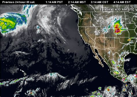 earthquake prediction global weather satellite images today