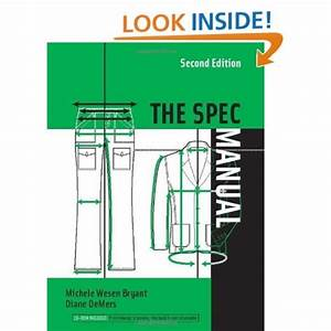 The Spec Manual  2nd Edition   Michele Wesen Bryant Diane