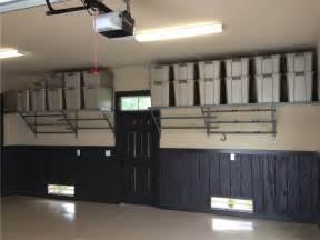 DIY Overhead Garage Storage Ideas