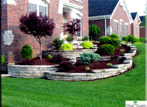 flower bed mulch ideas desert landscaping ideas for front yard home decorating flower beds homelk com