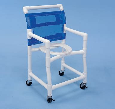 pvc shower commode chairs healthline