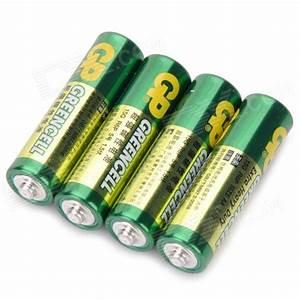 Batterie 1 5v Aa : gp 1 5v aa battery 4 pack usbvacuumsilver ~ Markanthonyermac.com Haus und Dekorationen