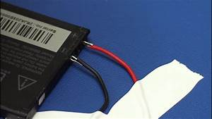 Quick Tip  Charge A  U0026quot Salvaged U0026quot  Cell Phone Battery On The