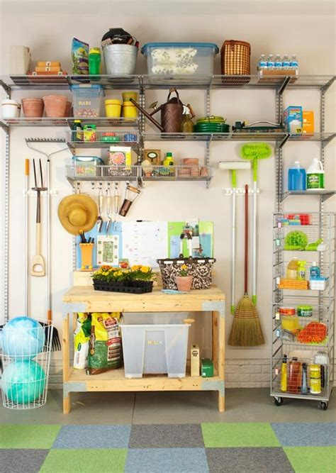 brilliant garage organization tips ideas  diy