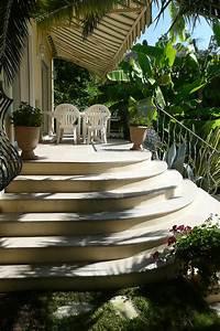 Revetement Escalier Exterieur : dallage et marches d escalier ext rieur en pierre de c nia ~ Premium-room.com Idées de Décoration