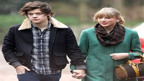 Taylor Swift parties with former boyfriend Harry Styles ...