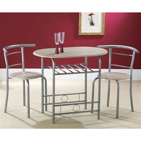 compact 80cm dining table with 2 chairs next day