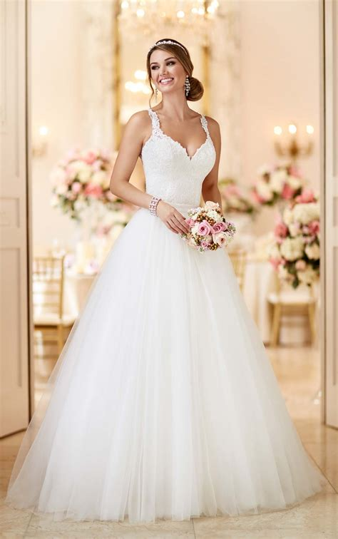 convertible wedding dress stella york wedding dresses