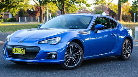 subaru brz review  caradvice