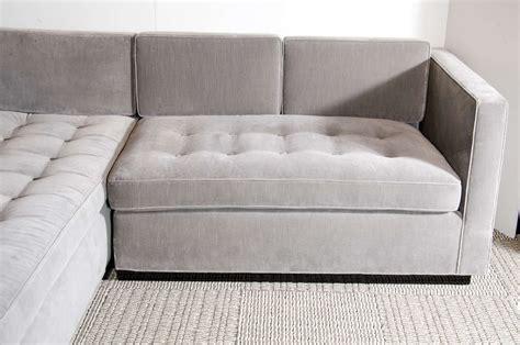 gray velvet sofa fresh grey velvet sofa fabric 18893