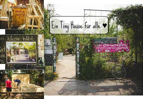 tiny house im prinzessinnengarten berlin blickgewinkelt