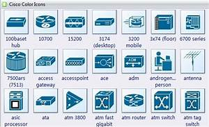 Cisco Color Icons  Free Download