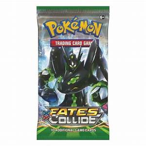 XY Fates Collide - Pokemon Booster Pack