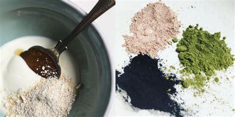 homemade face mask recipe ideas     diy face