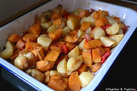 patates douces et pommes de terre r 244 ties au four