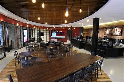 Capital Cafe Banking Concept Coffee 360 Richmond