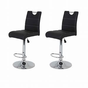 Stühle Für Küchentheke : barhocker miranda 2er set h henverstellbar kunstleder 38 cm breit schwarz wohnen st hle ~ Indierocktalk.com Haus und Dekorationen