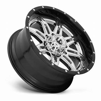 Dually Lethal D266 Wheels Wheel Chrome Inc